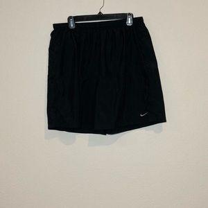 Black Vintage Nike Shorts (L)